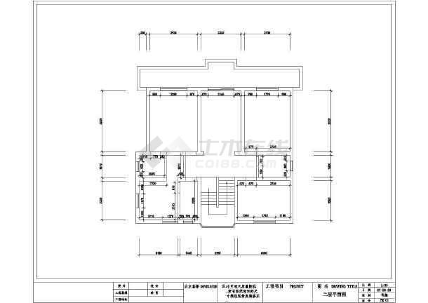 某图纸平面室内装修设计cad住宅经典x图纸轴雕刻机图片