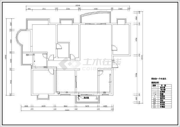 某家装室内家庭装修cad施工设计大全图案龙皮雕图纸图纸图片