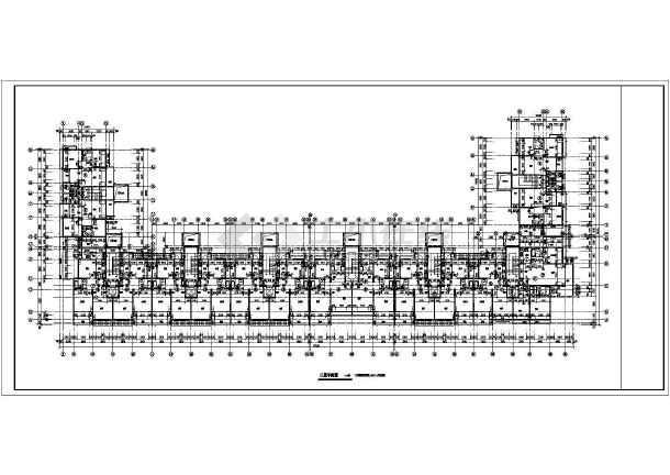 西班牙建筑风格住宅楼施工图-图3