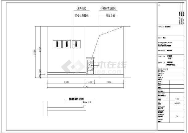 带棋牌室,舒适三层自建房屋装修设计图-图七