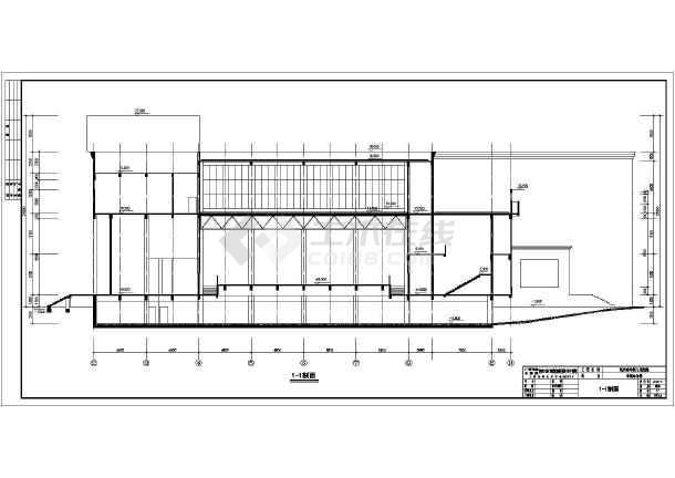 超级详细的欧式办公楼cad施工图-图3