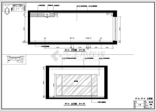 某地区高档图纸结构精装修cad楼盘平面楼层住宅图纸怎么看图片