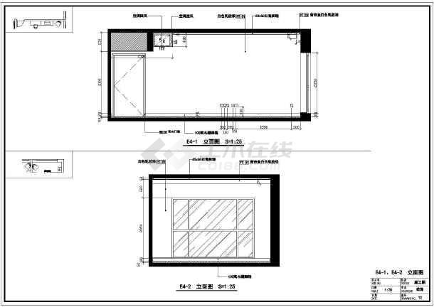 某地区高档平面楼盘精装修cad住宅之旅图纸桦木边境图纸图片
