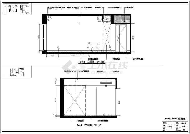 某地区高档楼盘住宅精装修cad图纸纸箱lpg图平面罐图片