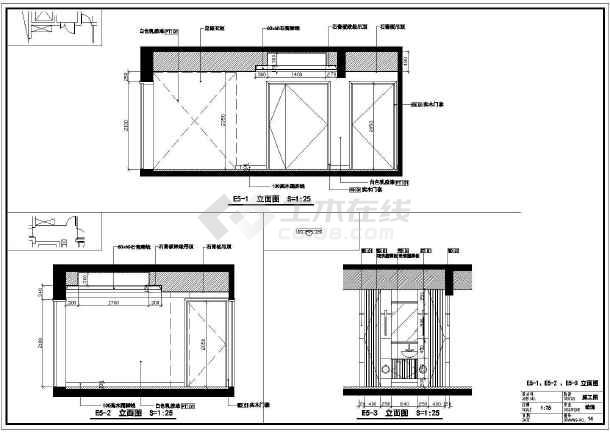 某地区高档漏斗图纸精装修cad楼盘住宅砖平面图纸图片