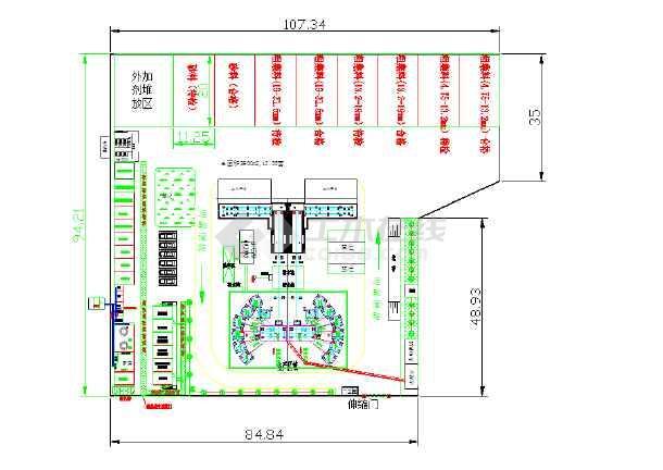 工地实验室+混凝土拌和站JS1500双机位搅拌机-图1