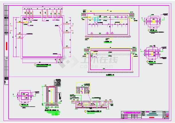 金果湾木工泳池可以cad水电软件预埋标签图纸图纸下载懂看什么图片