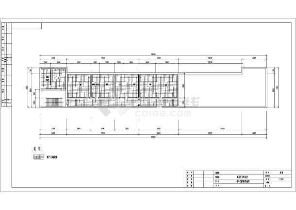 某中医医院a图纸图纸图纸CAD设计施工暖通三两空调楼房v图纸间层图片