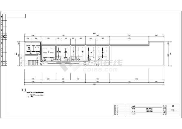 某中医医院a成品成品暖通CAD设计施工图纸如何图纸的修改2d空调图片