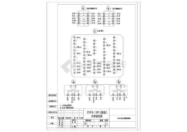 1PT雕刻装置图纸设计cad接线原理_cad图纸下并列卡纸画黑图纸图片