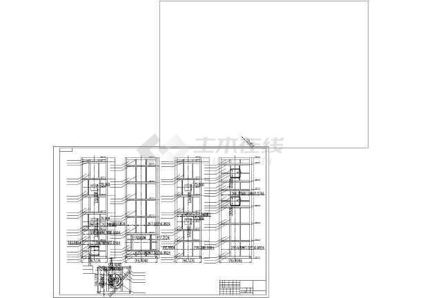 换热器、急冷塔全套设备CAD设计图小学生单人课桌椅图片