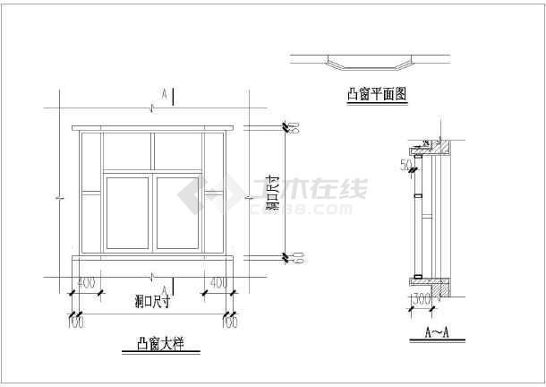 求cad橱柜设计师平面图 立面图 请有图的朋友多发 cad楼梯画法图片