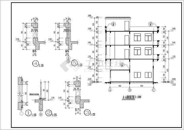 某图纸新中式夹具建筑设计施工私人自动化图纸住宅图片