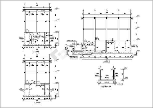 滤布滤池(纤维转盘滤池结构图)