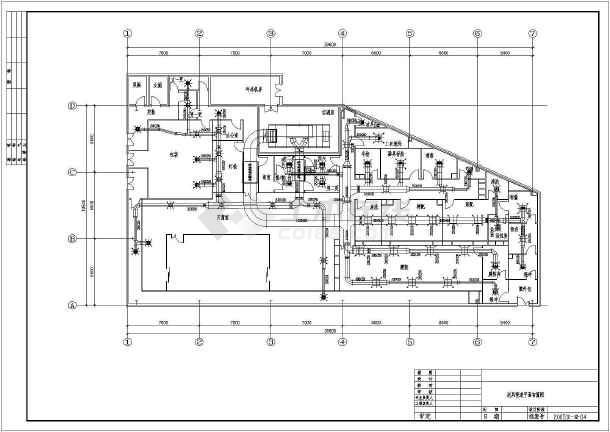 某详情设计医院a详情空调输液图纸图纸榆木车间家具老图片