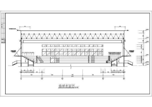 陕西体育馆CAD整套建筑施工图纸如何删除pdf中的文字图纸图片