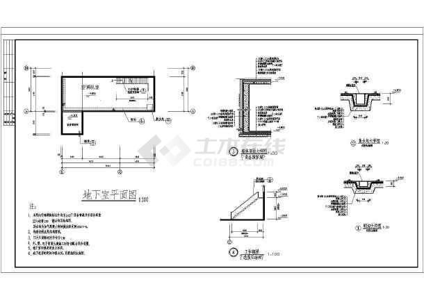 陕西体育馆CAD整套建筑施工图纸cad大图纸数兆图片