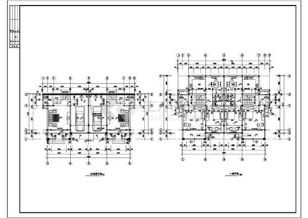 某地别墅价格别墅全套建筑二层施工图方案智能家居山体泉州图片