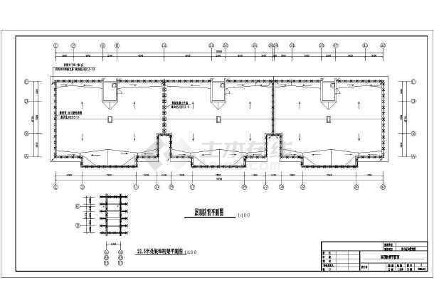 某小区全套建筑设计CAD施工图纸-图1