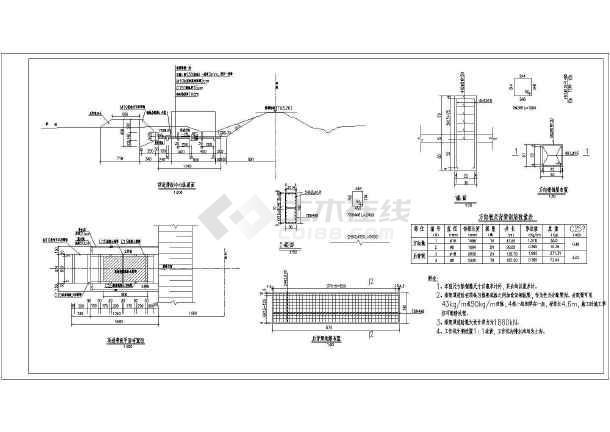 某铁路平改立工程CAD设计方案施工图纸-图3