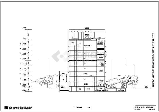 某会所建筑设计规划方案(知名建筑师事务所)-图1