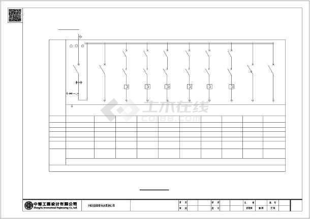 某地医院污水处理系统工程施工图纸-图1