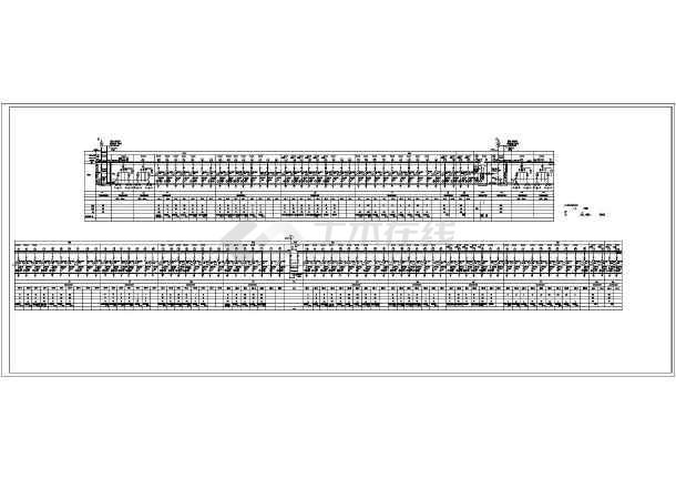 框剪结构酒店电气系统设计图(含设计说明)-图1