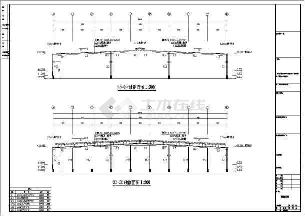 某地区住宅楼建筑结构施工总方案图-图1