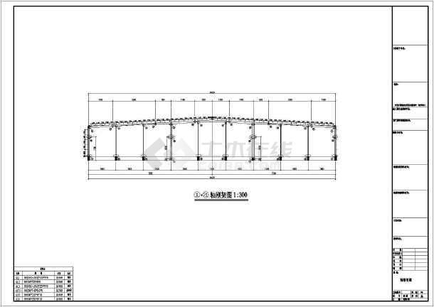 某地区住宅楼建筑结构施工总方案图-图2