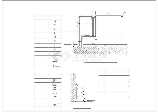 某十层办公大楼暖通设计cad施工图-图2
