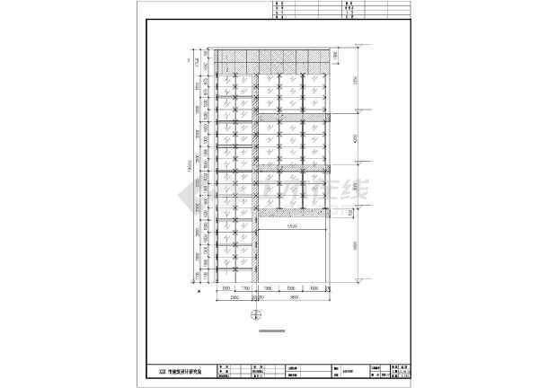 钢结构观光电梯井道施工图(全套)
