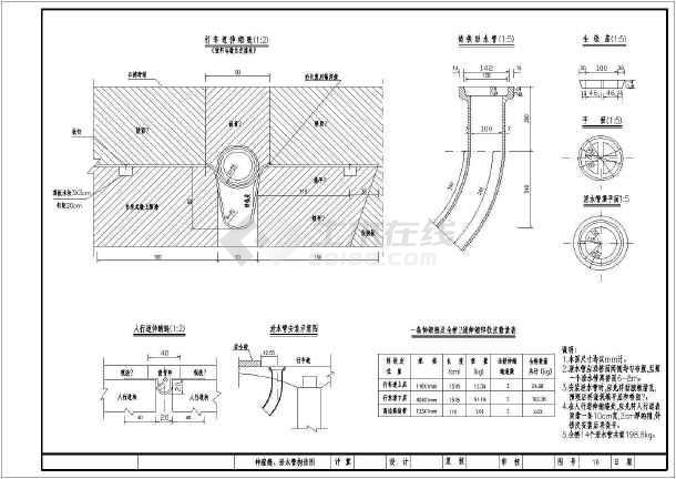 完整版预应力桥梁cad施工设计图纸-图3