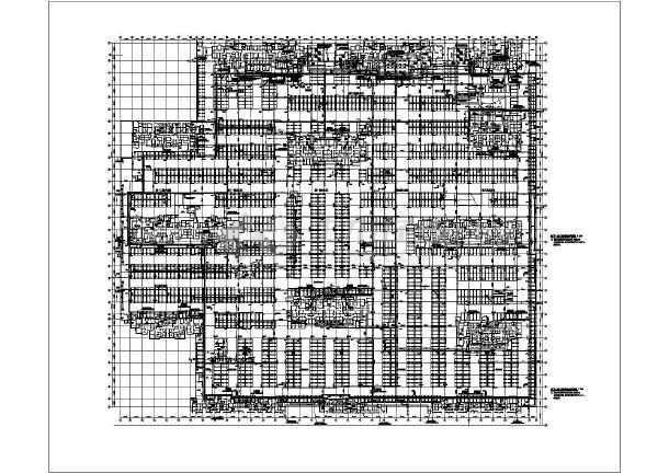 高压细雾和消防水炮沙龙365设计施工图-图2