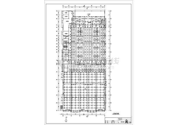 某地厂房车间给排水及消防设计施工图-图2