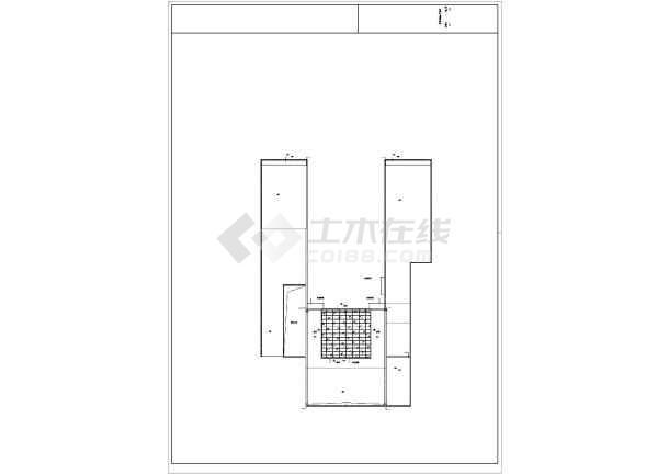 某地博物馆建筑沙龙365设计施工方案图-图2