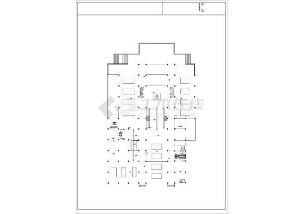某地博物馆建筑沙龙365设计施工方案图-图3