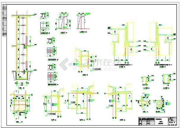 中国某装备陈列馆建筑设计方案(含效果图)-图1