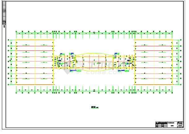 中国某装备陈列馆建筑设计方案(含效果图)-图2