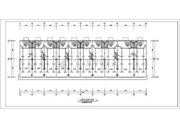 某地小型办公楼电气设计图 (含设计说明)-图2