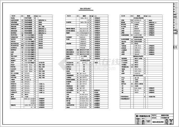 高低压配电系统施工方案及设计全套图纸-图2
