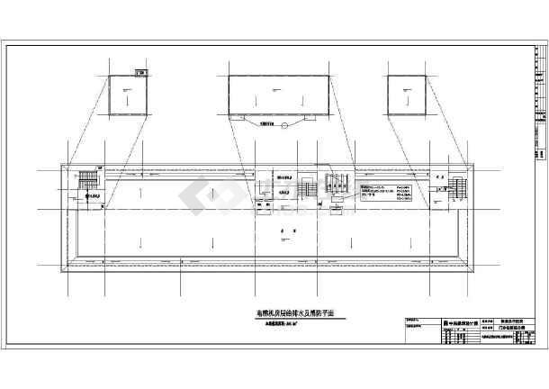 沙龙365及管道施工总体方案平面设计-图1
