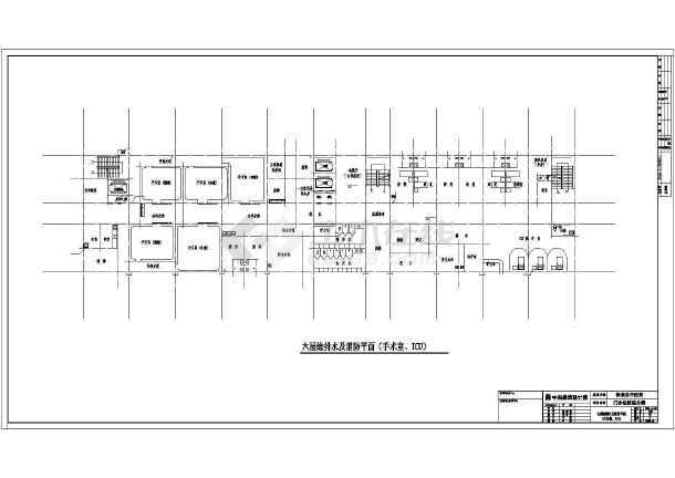 沙龙365及管道施工总体方案平面设计-图3