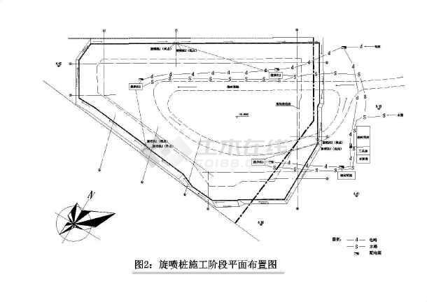 基坑围护工程施工组织设计 基坑围护工程施工组织设计