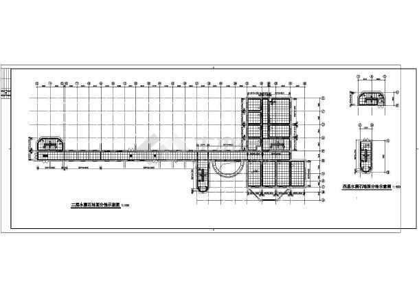 经典幼儿园建筑施工图纸(含设计说明)-图3
