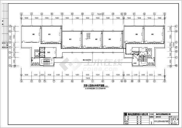 某医学院医教科技大楼电气设计方案全套CAD图纸-图1