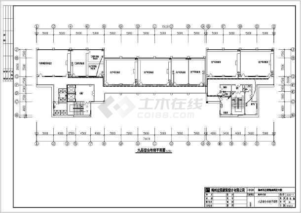 某医学院医教科技大楼电气设计方案全套CAD图纸-图2