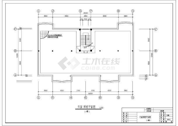 某市高档住宅楼电气v电气矩形CAD施工图cad方案回复设置怎么图片