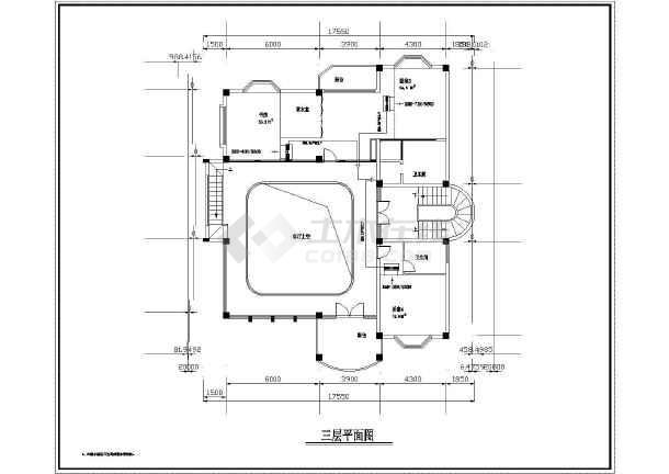某别墅MRV空调设计cad施工图-图2