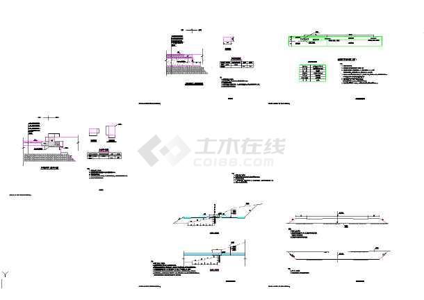 某体育中心公交站台交通市政设计-图2