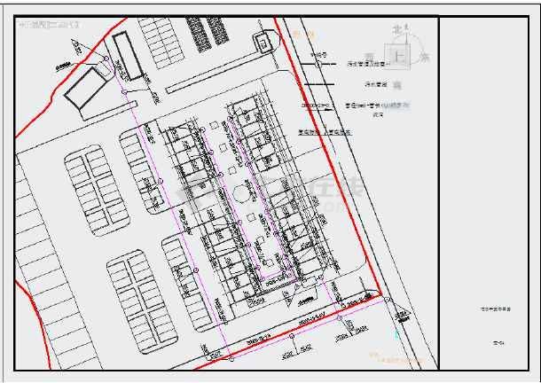 山村股份经济合作社市政配套工程设计-图1